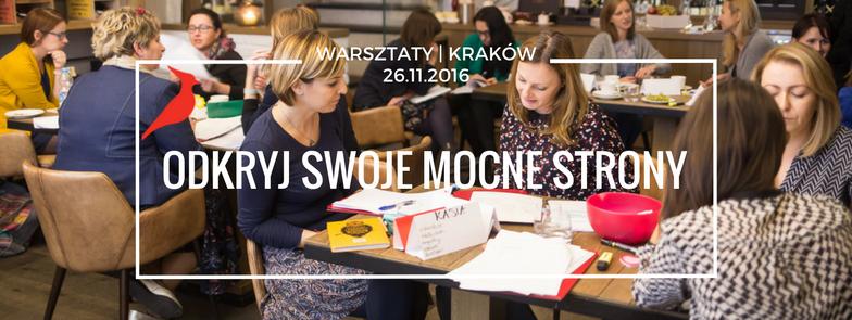 Warsztaty odkrywania talentów w Krakowie!