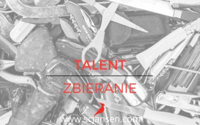 Talent INPUT (zbieracz)– człowiek twardy dysk