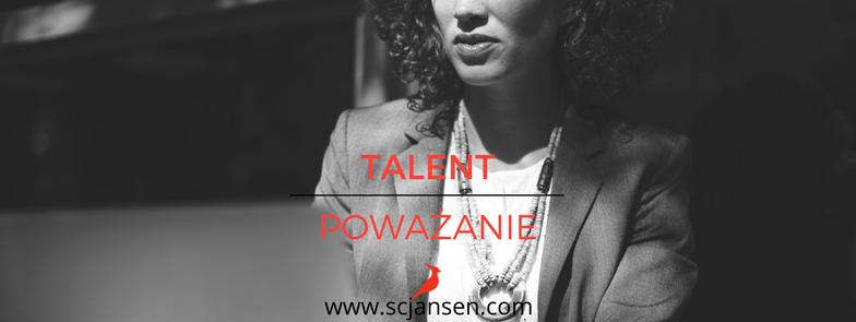 Talent SIGNIFICANCE (poważanie)– wświetle reflektorów