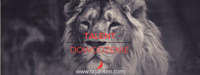 Talent COMMAND – DOWODZENIE